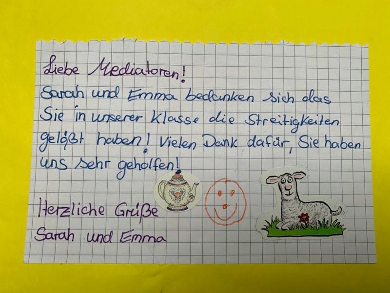 MZM Schulmediation Stimmen